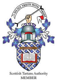 Scottish Tartan Logo