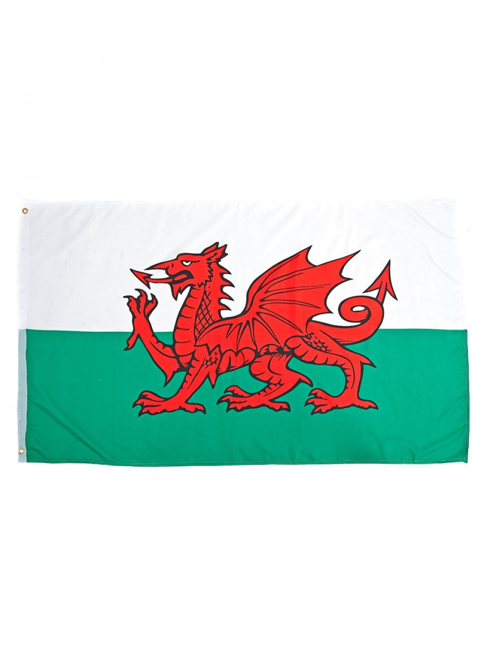 Welsh National Flag