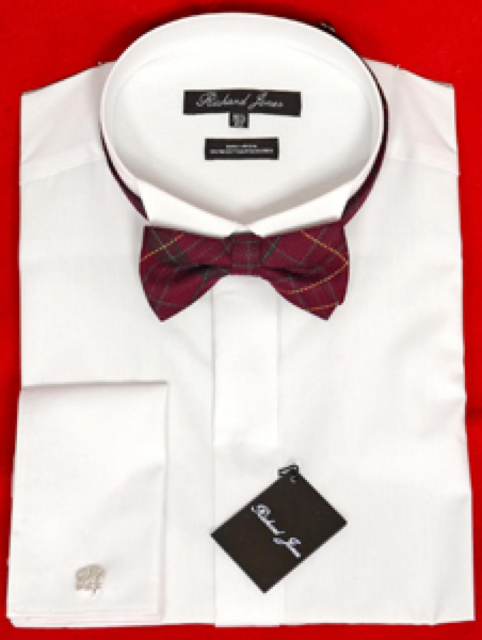 White Day Wing Collar