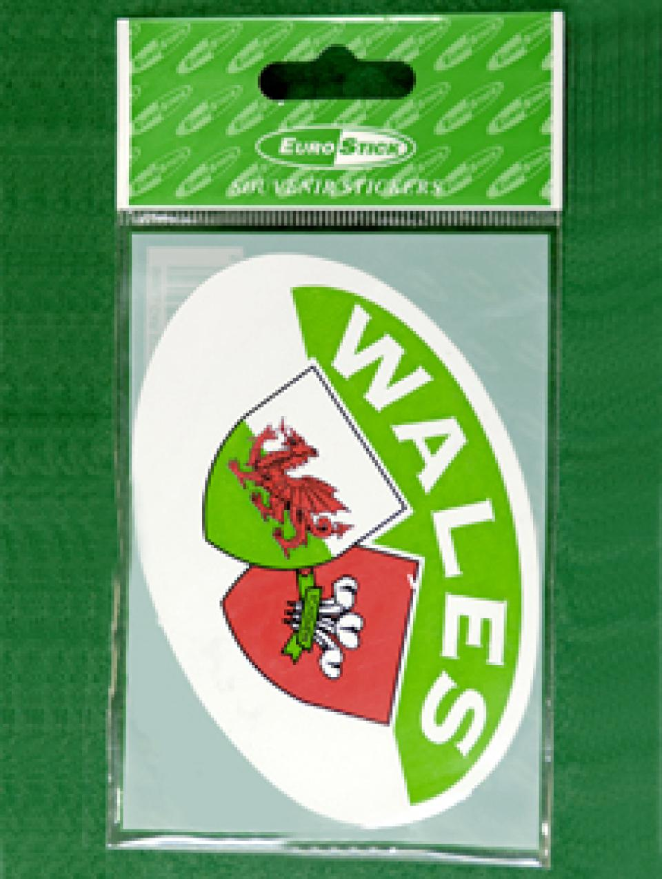 Wales Bumper Sticker