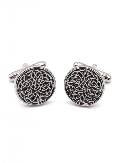 Celtic Knotwork Cufflinks