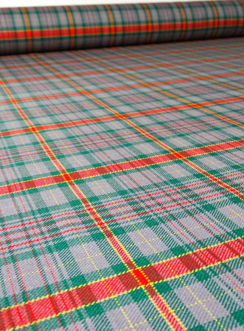Tartan Fabric By The Metre