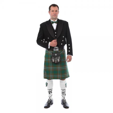 Scottish/Irish 8 Yard Dress Kilt