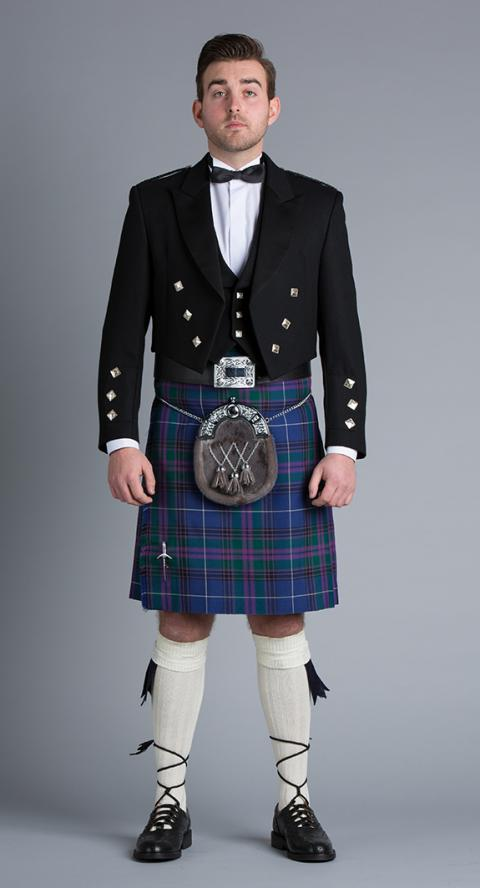 Scottish/Irish Regalia Hire