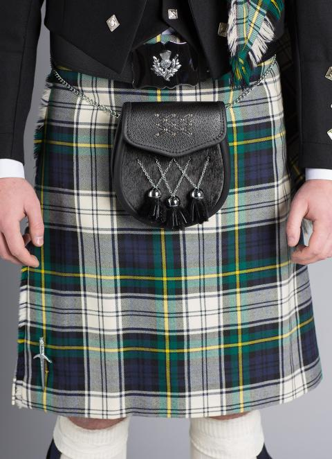 Scottish/Irish 5 Yard Casual Kilt