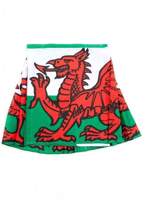 Dragon Flag Kilt
