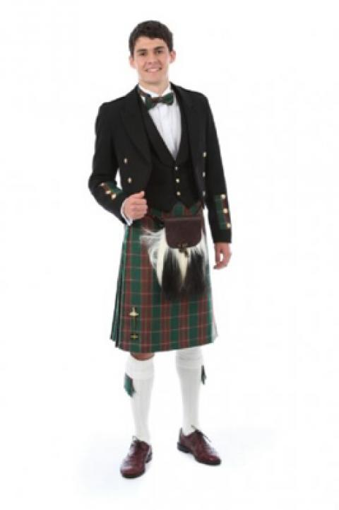 5 Yard Casual Kilt Package