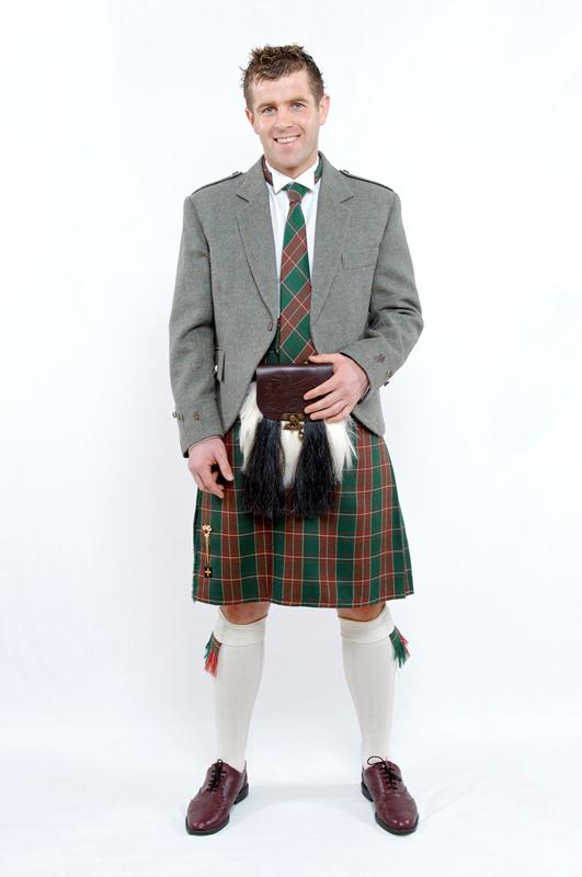 Argyll Jacket Pattern Image of Jacket Argyle Tweed