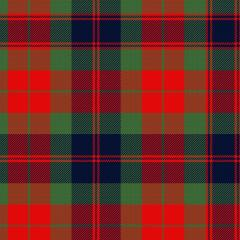 Fraser Red Modern Highland Society of London Variant