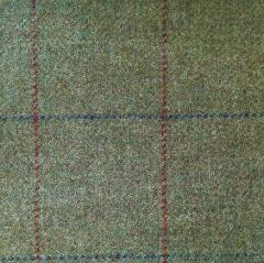 Heath Flint Loganberry Tweed